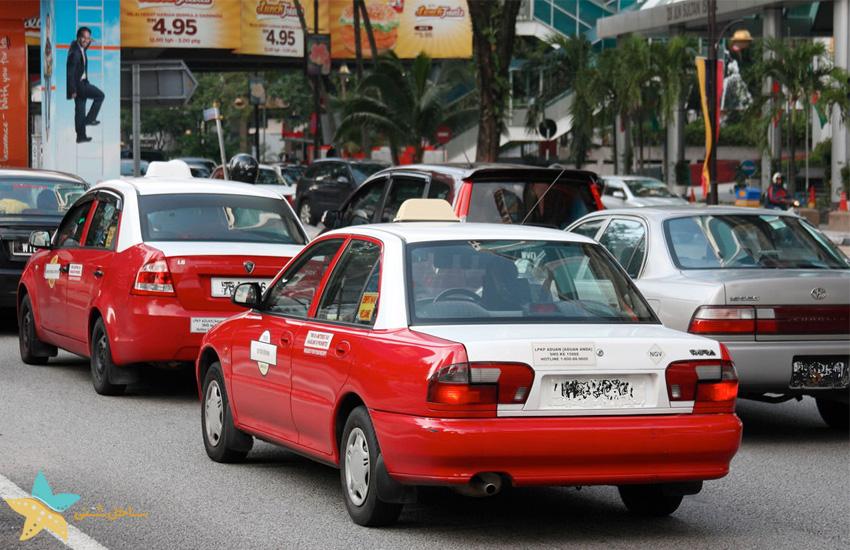 حمل و نقل عمومی در کوالالامپور