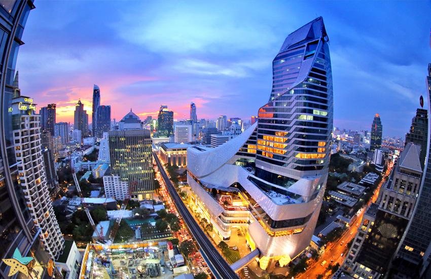 خرید در بانکوک