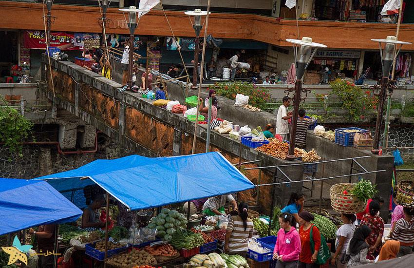 خرید در Pasar Badung