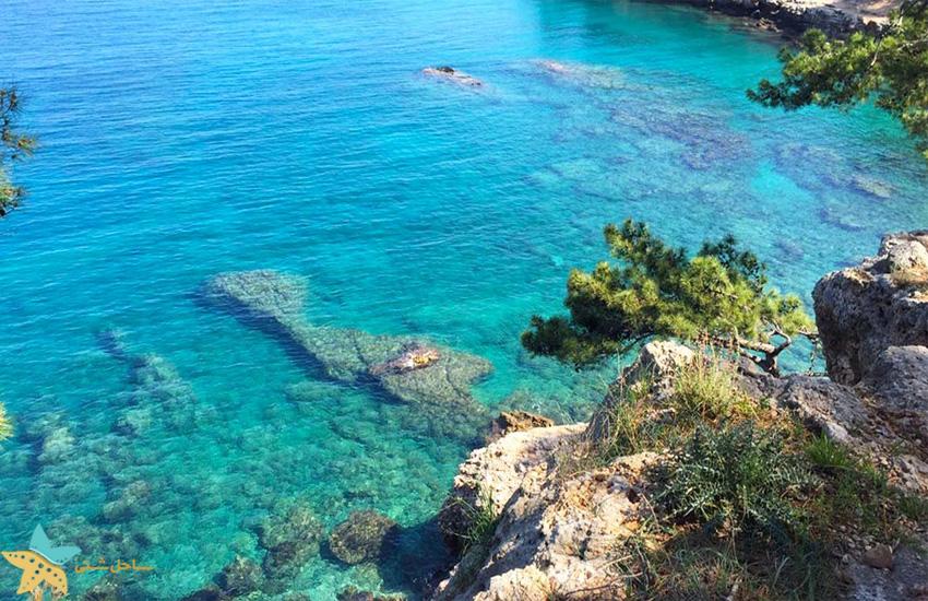 خلیج Alacasu Cennet