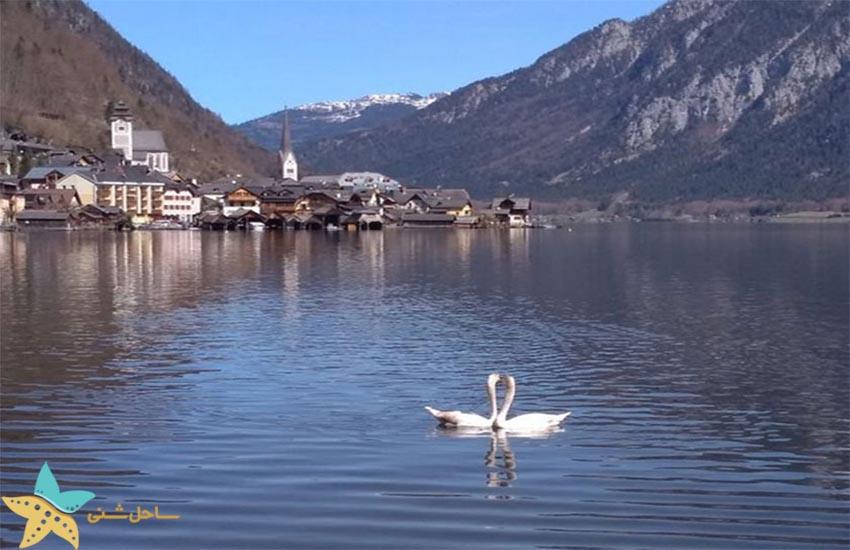 دریاچه هال اشتات