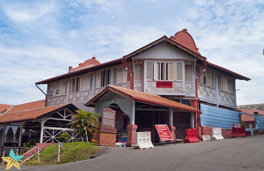 دیدنیهای مالاکا مالزی