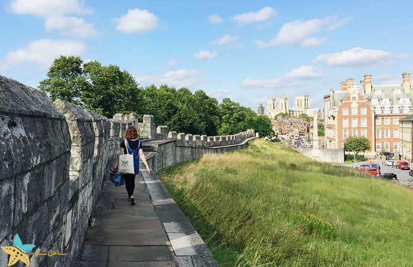 دیوار دفاعی یورک