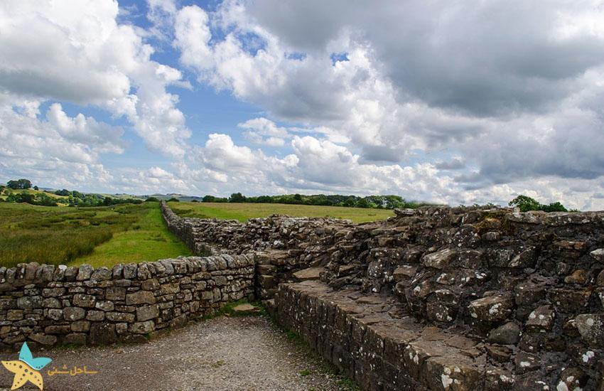 دیوار هادریان - جاذبههای گردشگری انگلیس