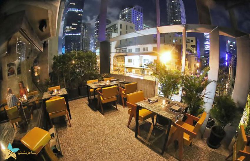 رستورانهای بانکوک
