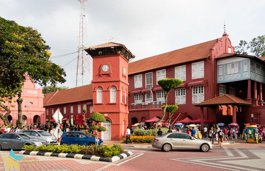 شهر تاریخی ملاکا مالزی