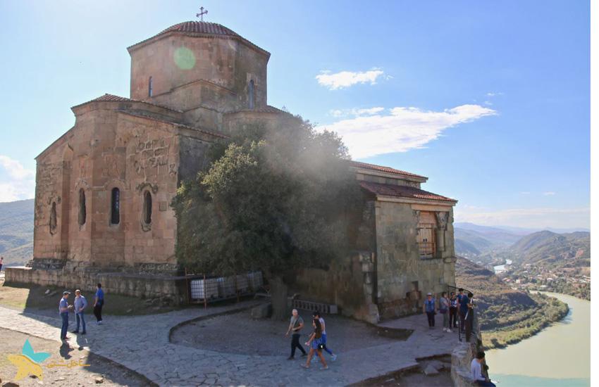 صومعهی Jvari