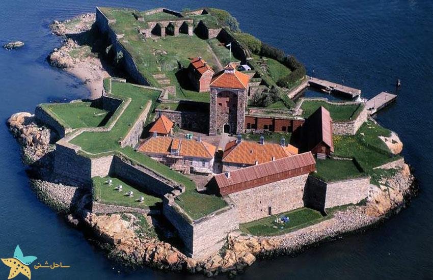 قلعه الفسبورگ - جاذبههای گردشگری سوئد