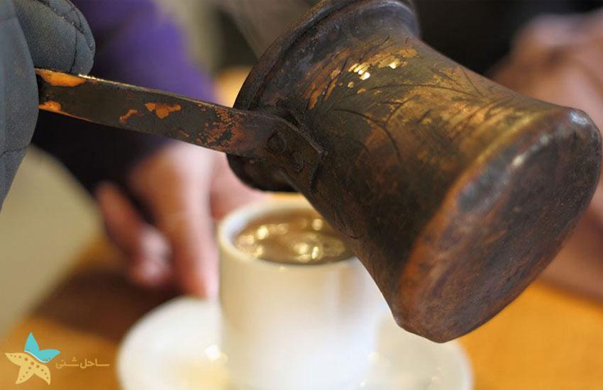 قهوه جوش ترکی