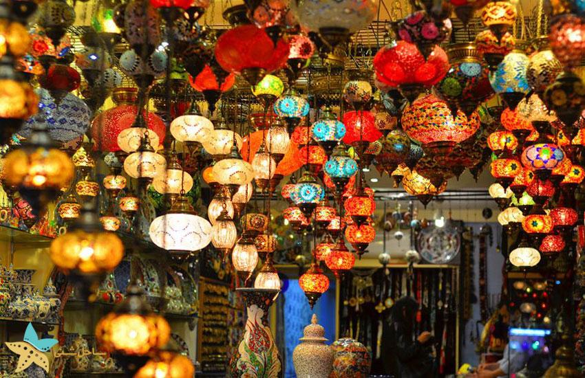 لامپ ترکی
