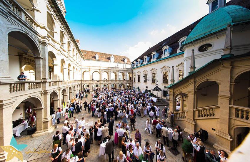 جاذبههای گردشگری اتریش