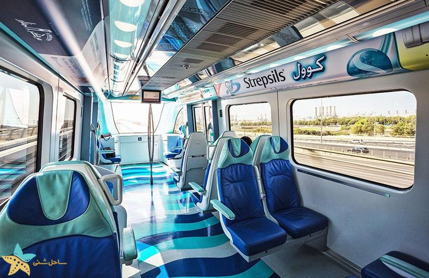 وسایل حمل و نقل در دبی | حمل و نقل عمومی در دبی