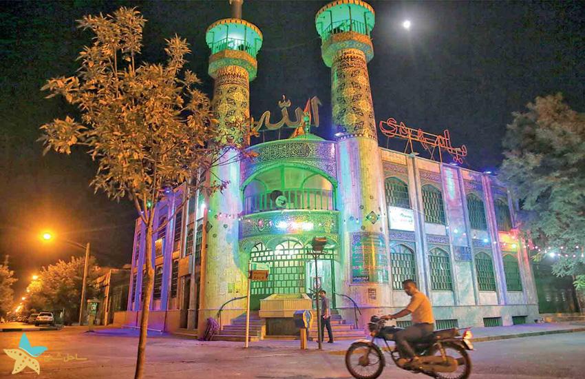 مسجد 72 تن