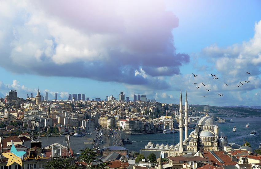 معروفترین منطقههای استانبول
