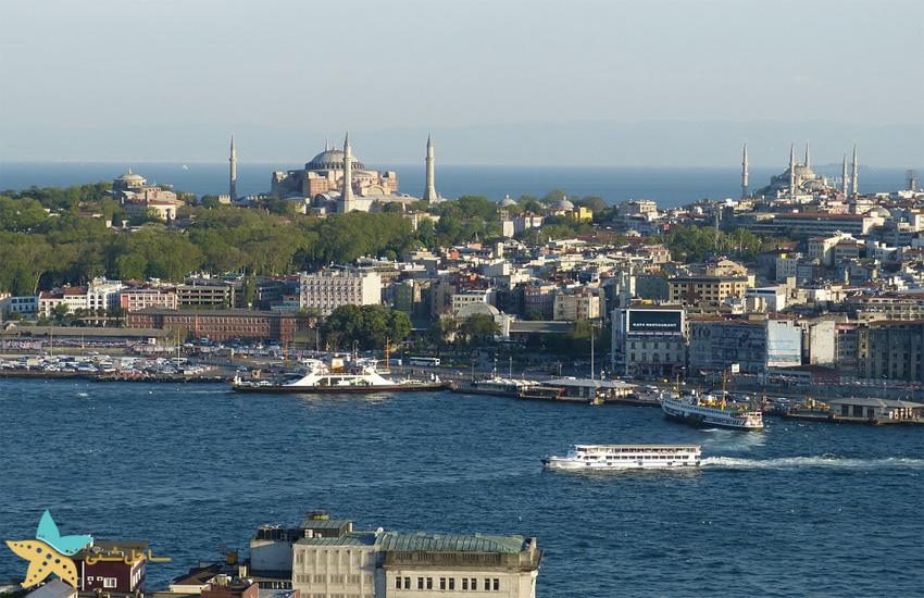 بهترین منطقههای استانبول