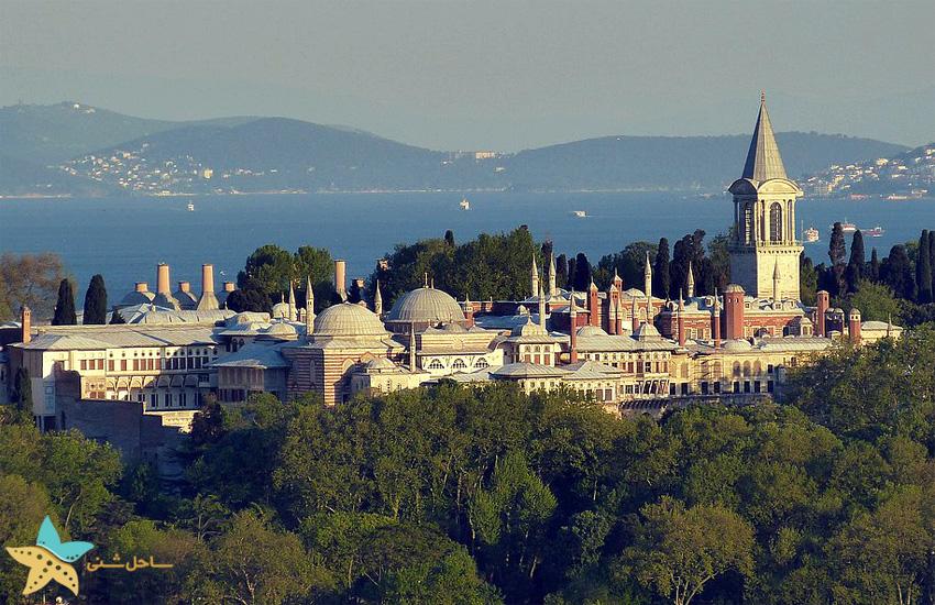 منطقههای استانبول
