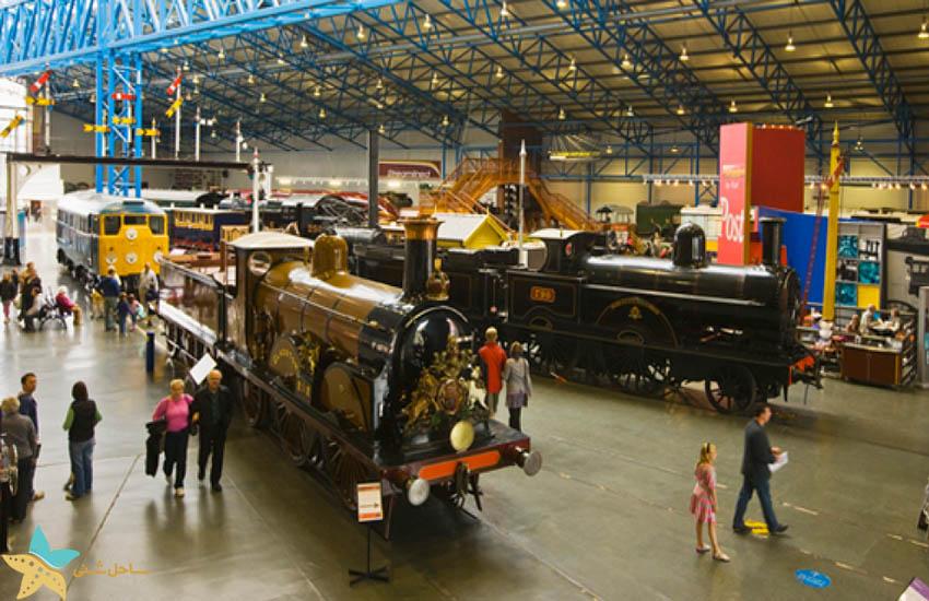 موزه راه آهن یورک