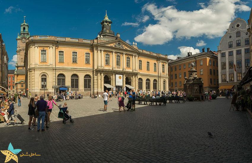 جاذبههای گردشگری سوئد - موزه نوبل