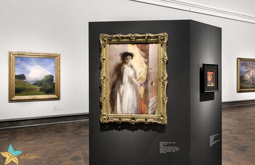 جاذبههای گردشگری سوئد - موزه هنر گوتنبرگ