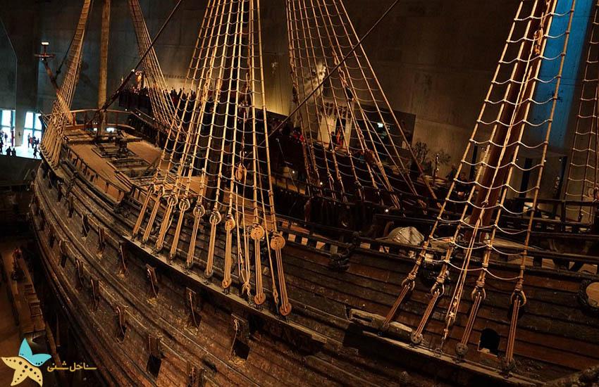 موزه واسا - جاذبههای گردشگری سوئد