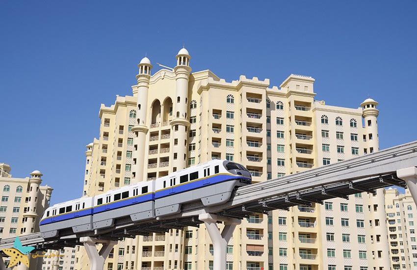 حمل و نقل عمومی در دبی