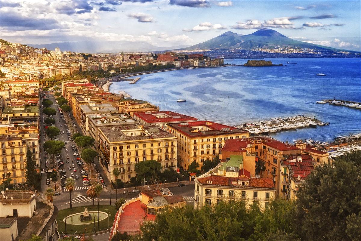 ناپل - جاذبههای گردشگری ایتالیا