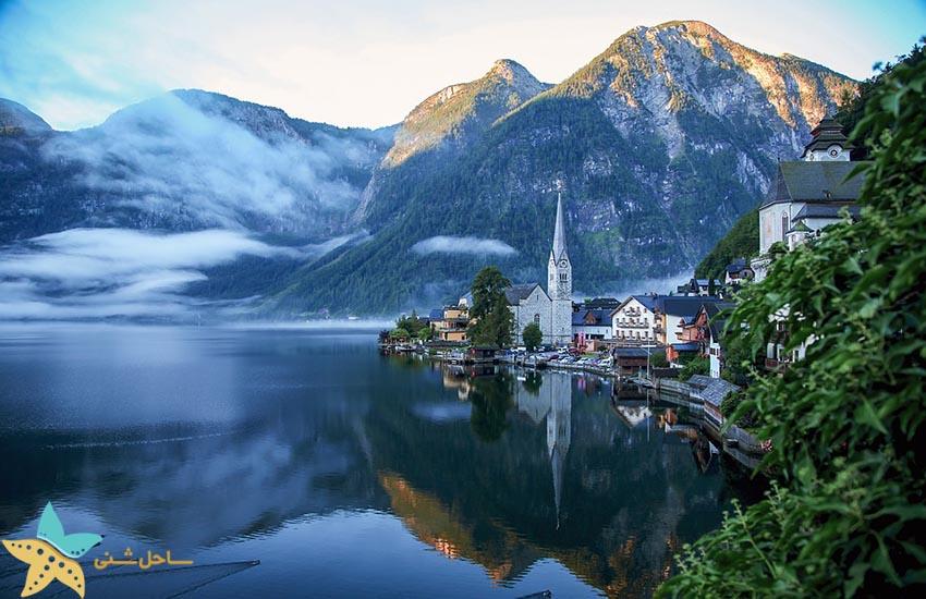 هالاشتات - جاذبههای گردشگری اتریش