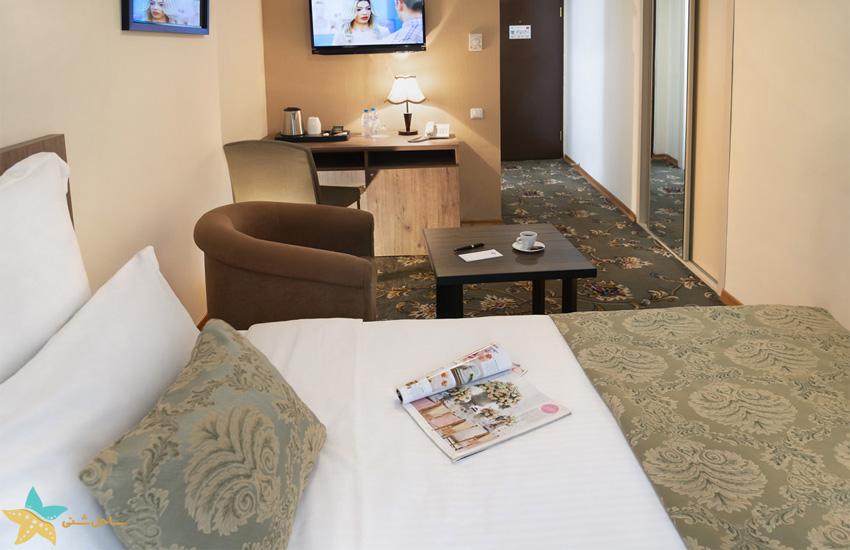 هتل آنی پلازا ایروان