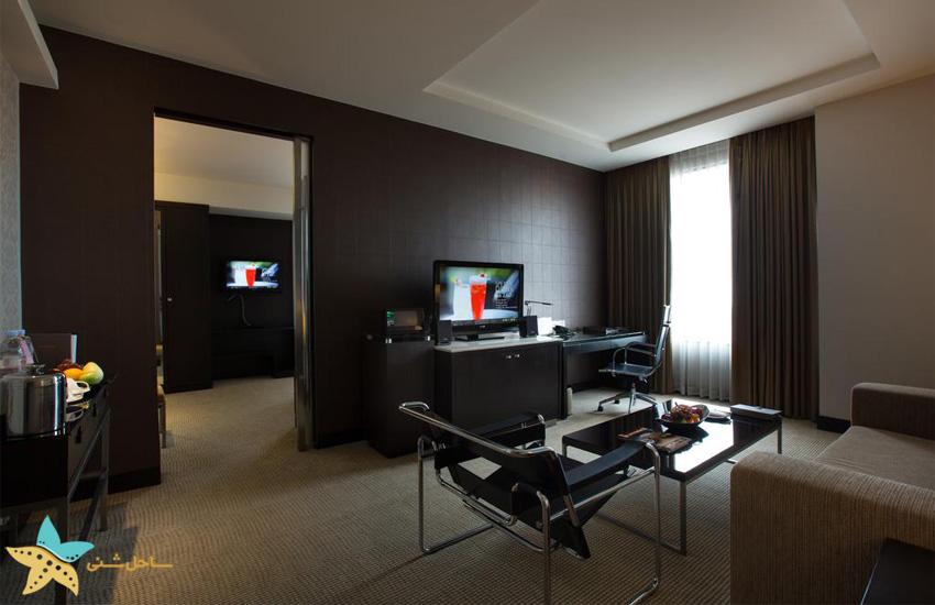 هتل ایتاس بانکوک