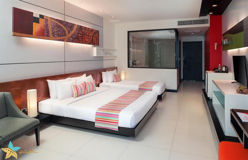 هتل د زیگن پاتایا