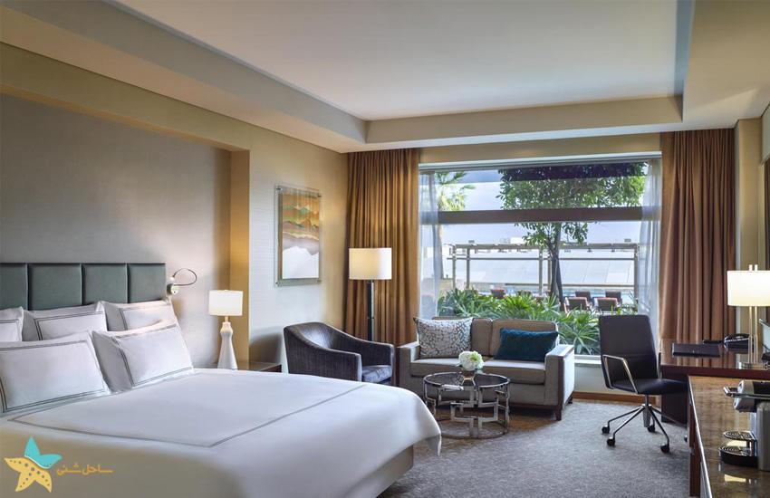 هتل سوییسوتل الغریر دبی