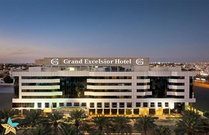 هتل گرند اکسلسیور دبی