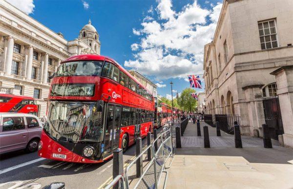 وسایل حمل و نقل عمومی در لندن
