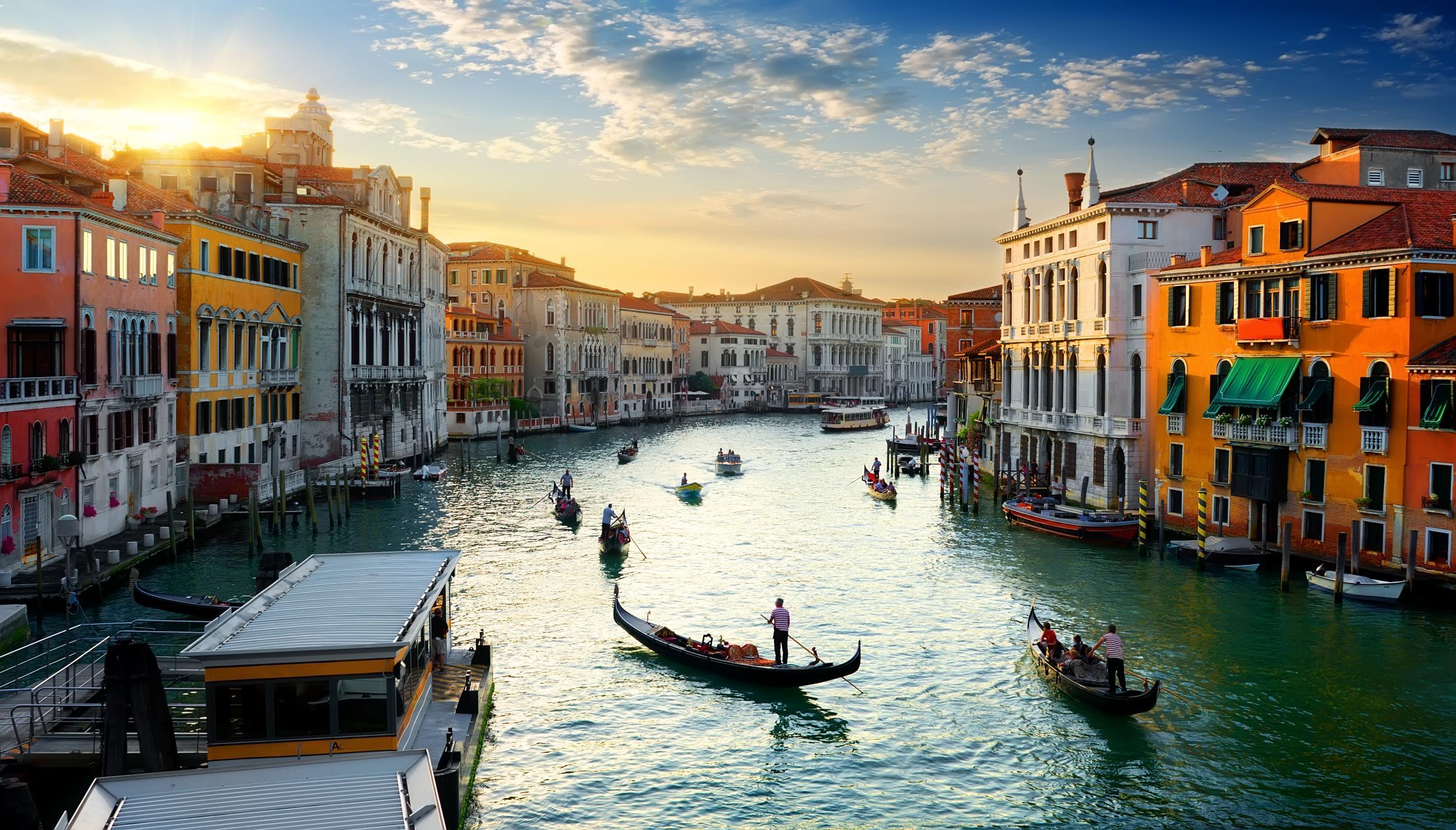 ونیز - جاذبههای گردشگری ایتالیا