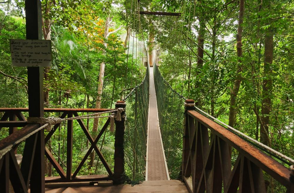 پارک تامان نگارا مالزی