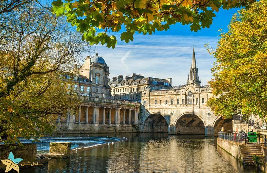 پل باث - جاذبههای گردشگری انگلیس