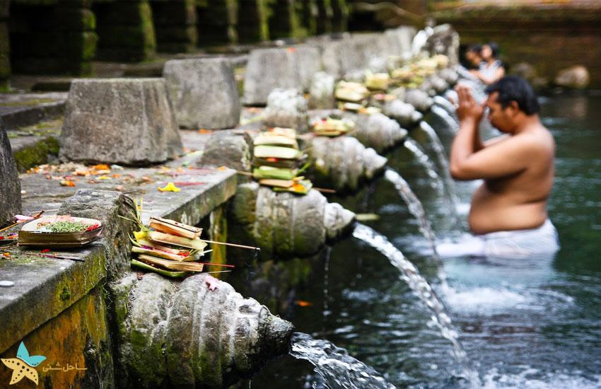 کارهای تفریحی در بالی اندونزی