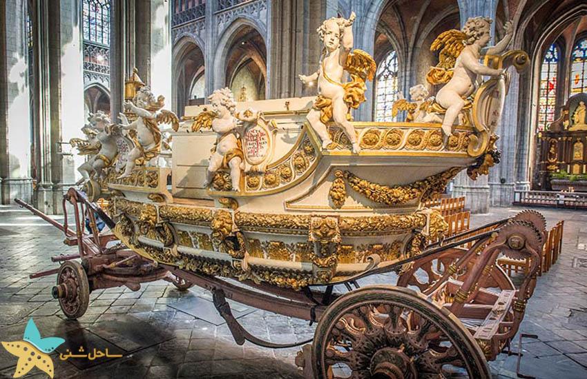 جاذبههای گردشگری بلژیک