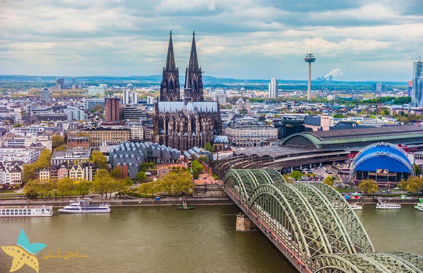 کلن - جاذبههای گردشگری آلمان