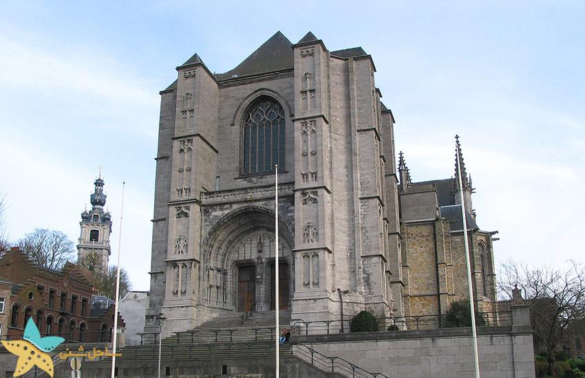 کلیسای سنت والترود - جاذبههای گردشگری بلژیک