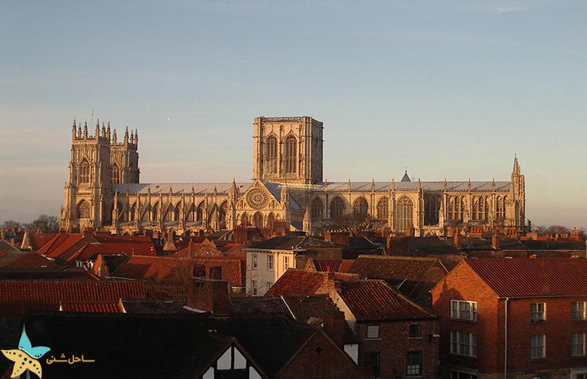 کلیسای یورک مینستر - جاذبههای گردشگری انگلیس
