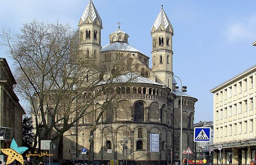 کلیسای گرئون مقدس