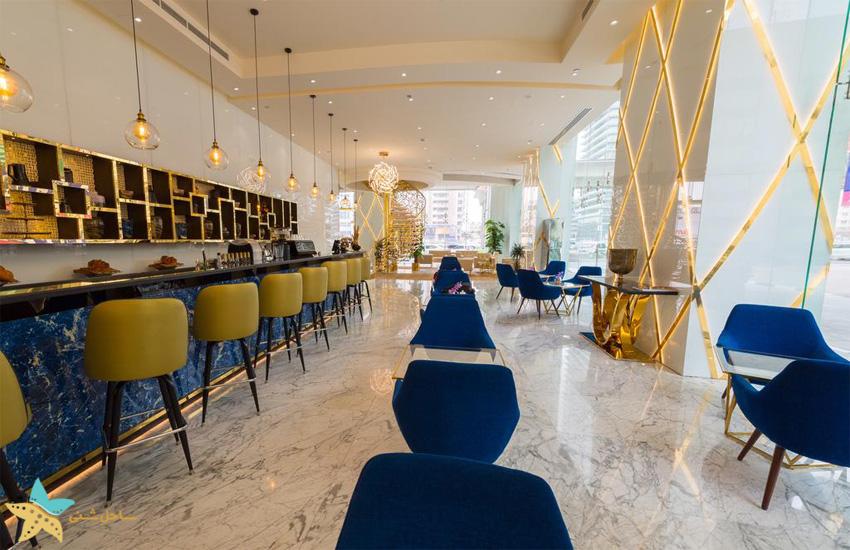 هتل جوورا دبی