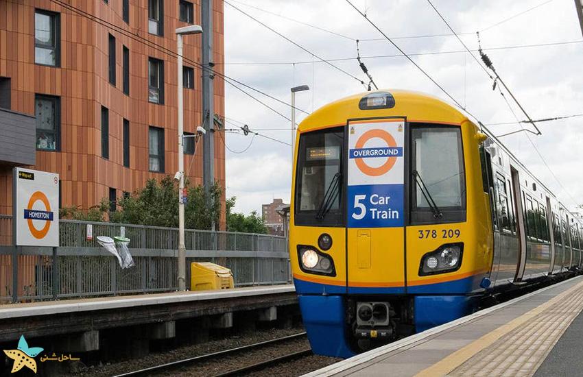 Overground لندن