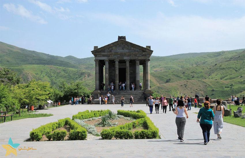 garni temple yerevan