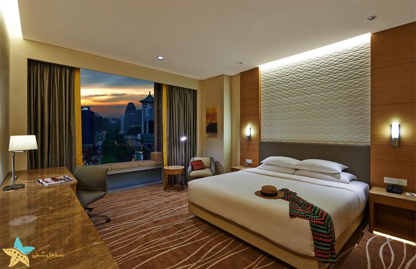 انواع اتاق هتل | اتاق دلوکس