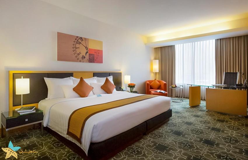 انواع اتاق هتل | اتاق سوپریور