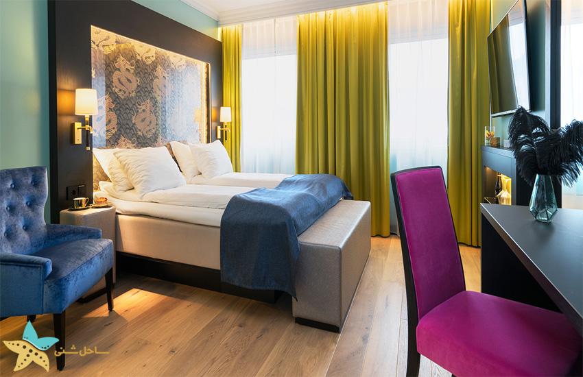 انواع اتاق هتل