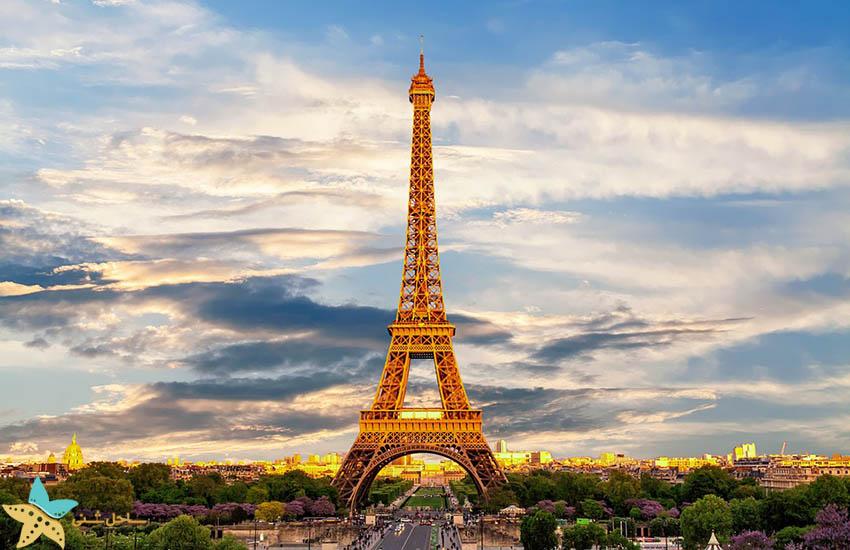 جاذبههای گردشگری فرانسه - برج ایفل