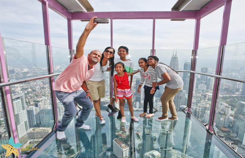 برج منارا کوالالامپور
